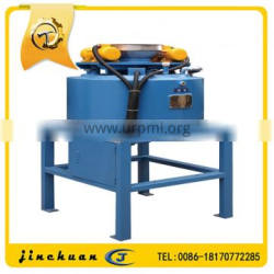 Electromagnetic dryied-powder separator machine with high intensity