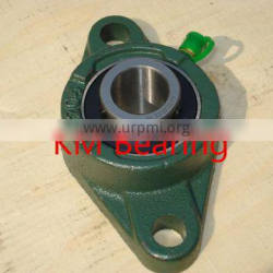 Low price KM UCFL204 Pillow block bearing for agricultural machinery