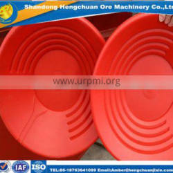 Top quality Plastic gold pan for sale