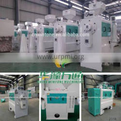 2.5-3.5 t/h maize husking machine with high efficiency
