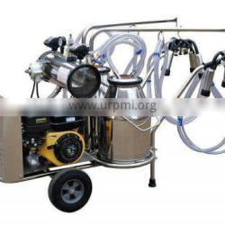 new style gasoline engine and electrical milking machine