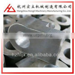 OEM high demand outsourcing milling precision metal fabric parts