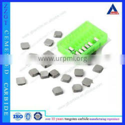 ISO good quality carbide milling inserts