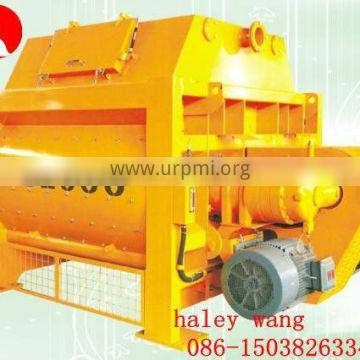 Henan Ruiguang JS2000 forced type concrete mixer and has various specifications