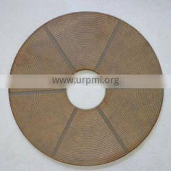 Copper-Base Friction Disc For Construction Machinery .