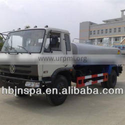 china best price Dongfeng 8000L truck with water tank