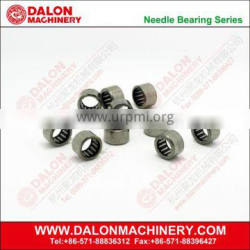 Needle Bearing HK0810 08x12x10 / Drawn Cup Caged Needle Roller Bearings With Open End