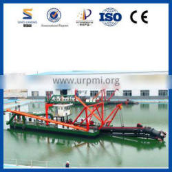 2015 Extensive Used Easily Transported Dredging Boat