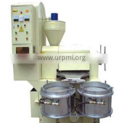 6YL-130RL type cold and hot amphibious screw seed oil press machine
