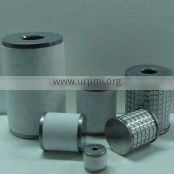 Oil filter factory customized filter rating/ filter flow/ filter size
