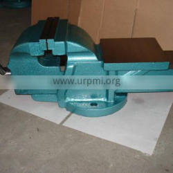 HEAVY DUTY FRENCH TYPE BENCH VISE IN CAST IRON