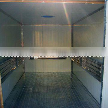 King CE and ISO 9001 certificate conveyorized powder coating oven