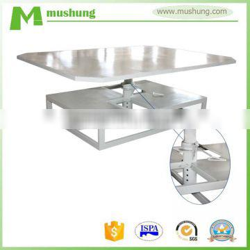 mattress innerspring rotary working table