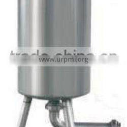 Single layer stainless steel storage tank with competitive price