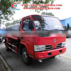 Dongfeng DFAC CLW5060GSS3 4000liters mini water tanker truck for sale