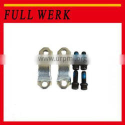 High quality steel material Plate and screw bolt kit 2-70-18X for universal joint / cross joint