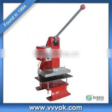 Stamping machine for shoes