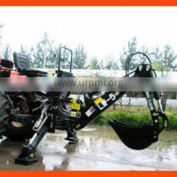 LW-5 Hydraulic 3 point hitch backhoe for tractor