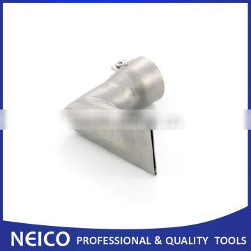 40mm 90 Degree Angled Nozzle For Leister Hot Air Welding Gun
