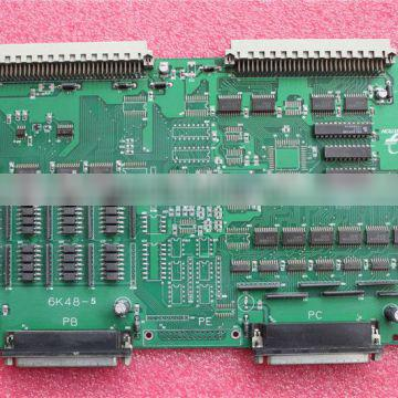Techmation 6K48-5 control card , I/Oboard for Haitian injection molding machine