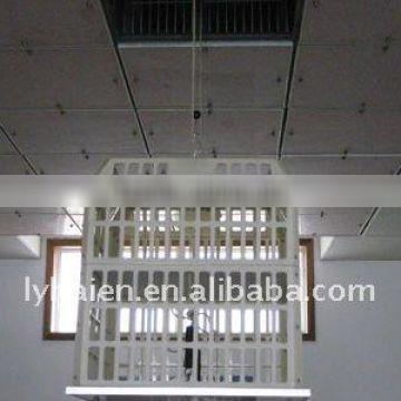 50 W motor electrical hanging cages