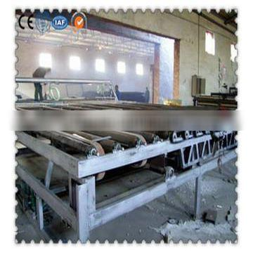 Automatic plaster board making machine with best price