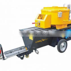 SCREW PUMP PLASTERING MACHINE FOR COMMON AND SPECIAL MORTARS POWERED BY ELECTRIC THREE-PHAS