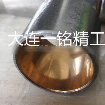 JF800 double metal sleeve knuckle buckle composite copper sleeve JF bimetal bearing low carbon steel sintered lead tin bronze alloy