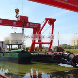 Capacity 160M3-2400M3/h Floating Suction