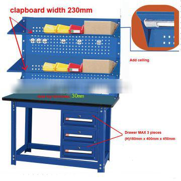 stock tool bench Factory work bench