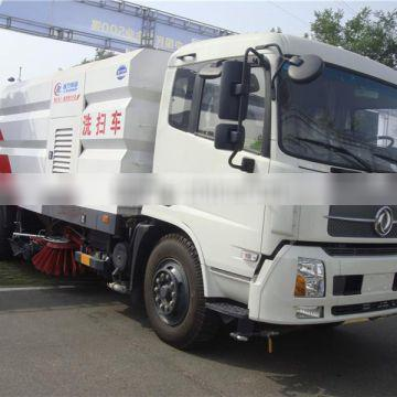 China chengli factory sale new best price of road sweeper truck 15 ton