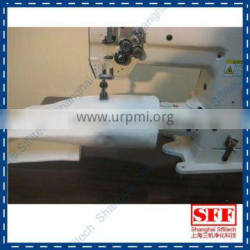 new double needle filter bag sewing machine for industrial use