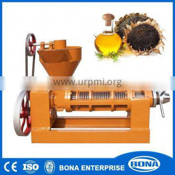 Small Automatic Soybean Domestic Oil Expeller