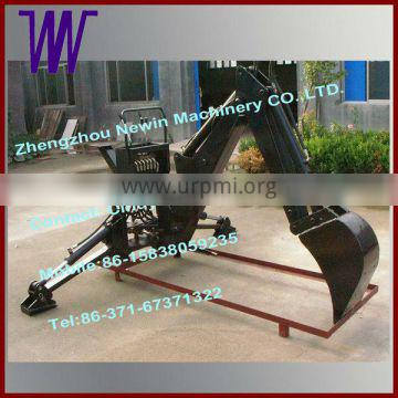 LW-6 Backhoe for Small tractor