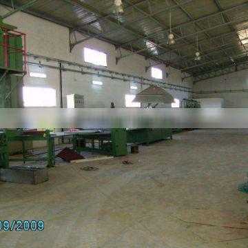 whole set of cooling pad equipment