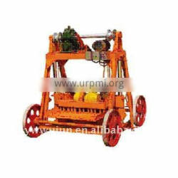 QMY4-45 Light Weight Concrete Block Mahine For Construction Business(CE)