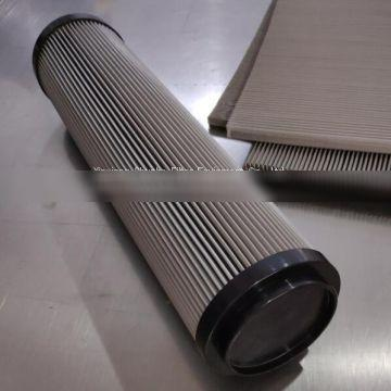 Oil-thinning station dual lubricating oil filter element NRSG-65