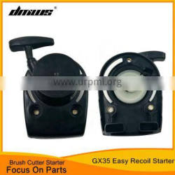 High Quality GX35 Brush Cutter Parts Easy Recoil Starter