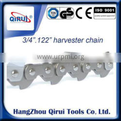 """3/4"""" .122"""" Harvester Saw Chain for Harvester Saws"""