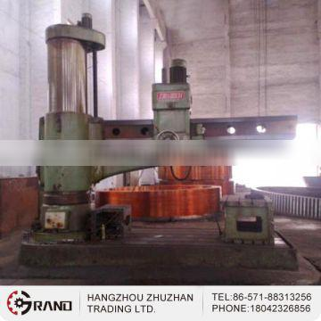 Our Equipment Radial Drill machine to drill the holes on gear