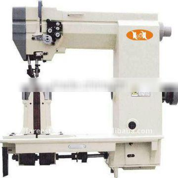 Double needle Industrial Sewing Machine for leather(OD9920)