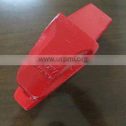 excavator parts heavy duty bucket side cutter FOR PC300