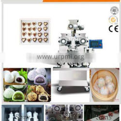 automatic double color cookie encrusting forming machine with CE approved