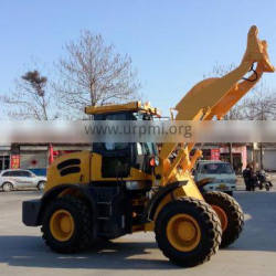 4WD 2 ton wheel loader ZL20F with CE Certificate