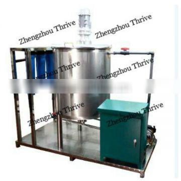 Laundry detergent equipment for washing product