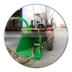 PTO TYPE hydraulic wood chipper WC-6 with CE