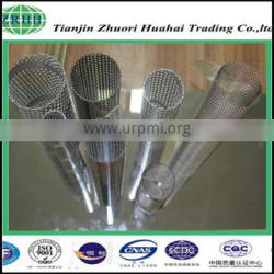 corrosion resistance metal wedge screen filter tube