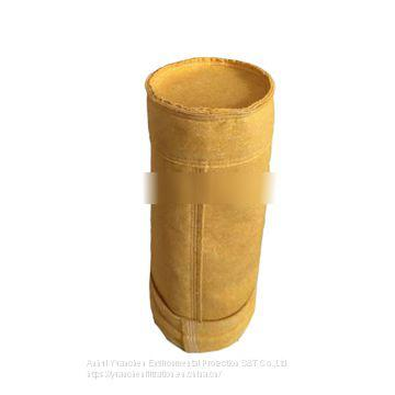 Factory Directly Supply P84 polyamid filter bag for cement plant industry