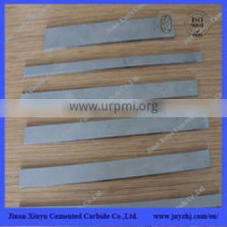 Customized Size Blank Cemented Carbide Plate