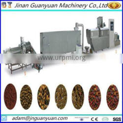 Stainless steel pet food / dog / cat / fish food production line